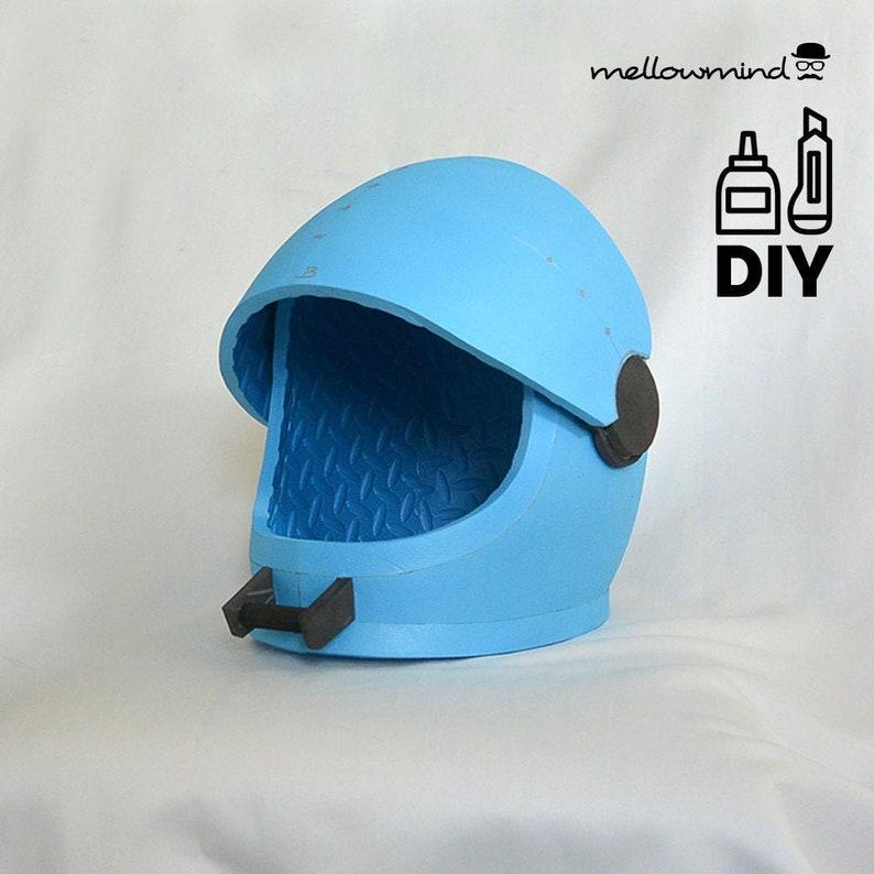 DIY Spaceman helmet templat for EVA foam image 0