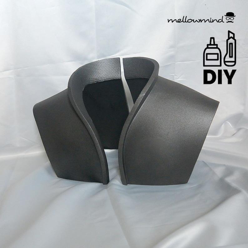 DIY Upper chest armour templats for EVA foam image 0