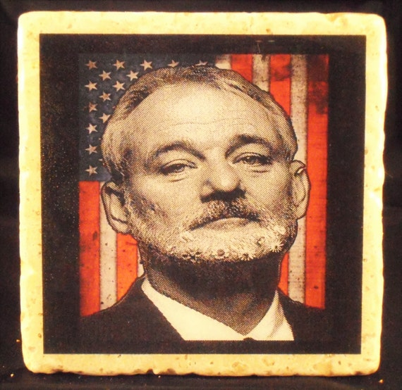 Bill Murray Coasters