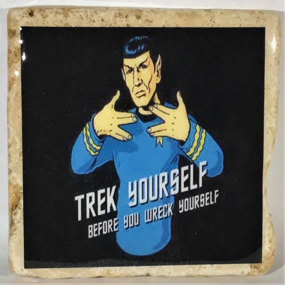 Spock Rock Coasters