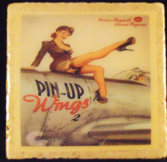 War time Pinups