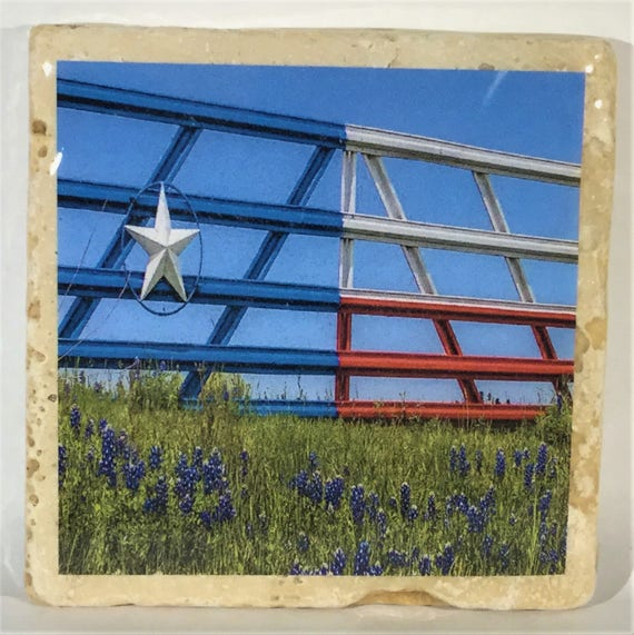 Texas Size Coasters!
