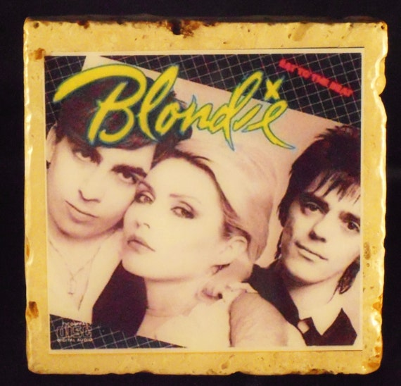 Blondie Custom Coasters