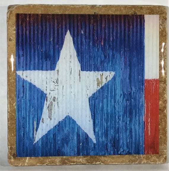 Texas Size Coasters!
