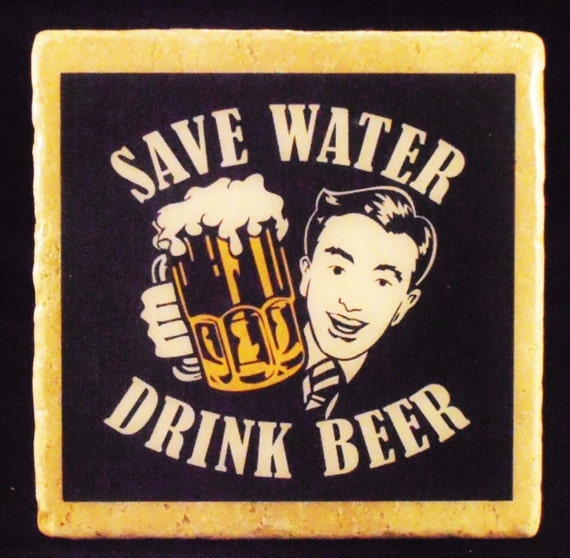 Beer for Life! Coasters