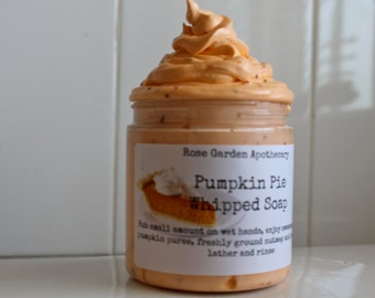 The Ultimate Pumpkin Pie Whipped Soap>Real Pumpkin Pieces>Pumpkin Oil>Pumpkin Powder>Decadent Pumpkin Pie>Valentine's gifts>Bridal Shower