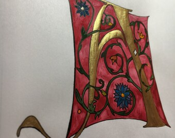 Custom Calligraphy Design