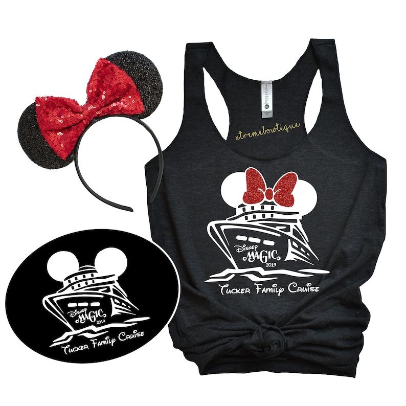 Disney Family Cruise shirts /& Disney Iron On