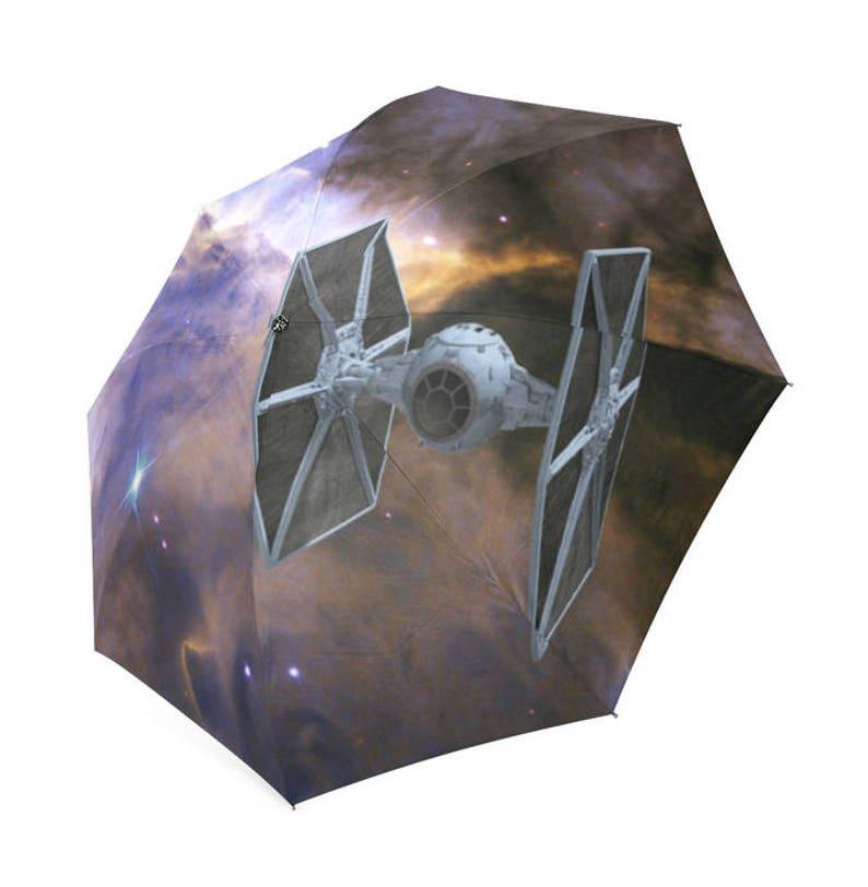 Tie Fighter Inspired Umbrella
