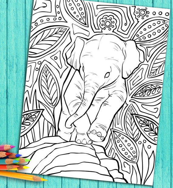 Animal Color Book Adult Coloring Page from Coloring Book For Adults, Horse,  Equine Art, Colouring Page For Download