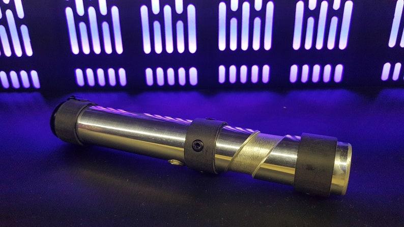 Lightsaber DS MASTER Star Wars Custom Fx Lightsaber Replica