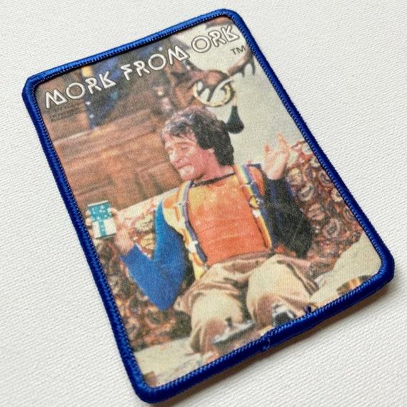 Vintage Mork & Mindy Photo Patch - image 5