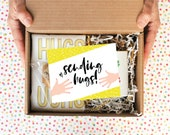 Sending Hugs Care Package Sunshine Gift Box Send a Hug Cheer Up Gift Basket