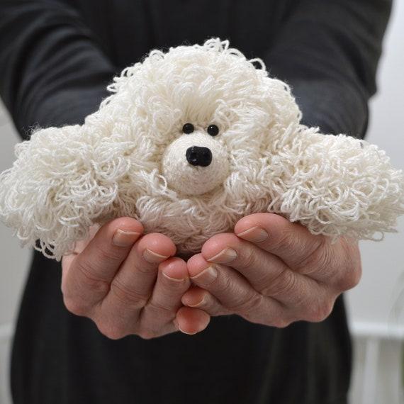 Pudel Hund häkeln Kit Amigurumi Hund Muster Amigurumi Hund | Etsy