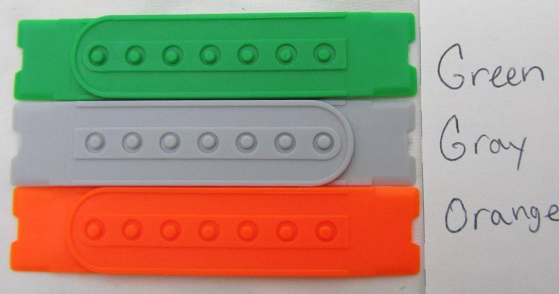 Snapback Hat Cap Plastic Replacement Repair Create Snap Buckle Strap Pick  From 11 COLORS Hat Making Supply