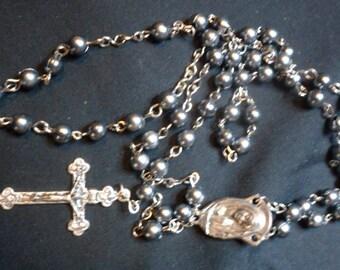 New Handmade Catholic Rosary