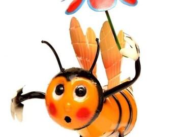 Abeille Bunting pour Bee amoureux Wall decor bourdon