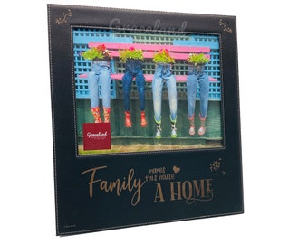Leatherette Photo Frame 8R - Prestige | High Quality Craft with Unique Design