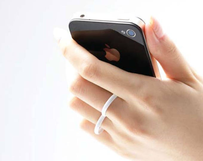 KEEEP! Smart Finger Holder Stand, Fits All Smart Phone and tablet, High Quality, Made in Korea