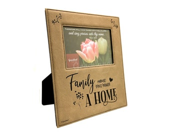 Leatherette Photo Frame 4R - Prestige | High Quality Craft with Unique Design