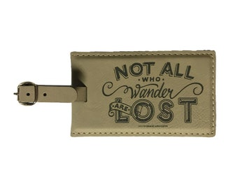 LTT Leatherette Gifts | Traveller Tag, high quality craft, convenient, elegant