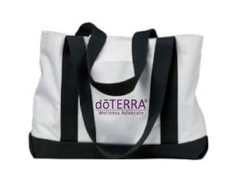 doTERRA - Approved and Compliant- Tote Bag with pocket