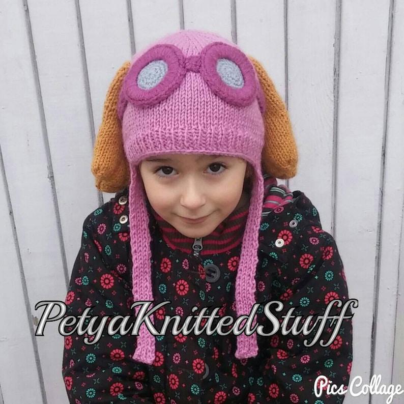 Paw patrol inspired hat