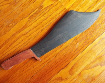 Pirate knife, prop knife, theatrical knife,wooden knife