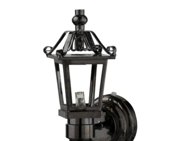 Black LED Lantern **ON SALE
