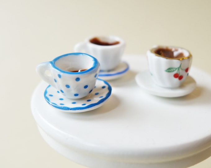 Tea cup, assorted