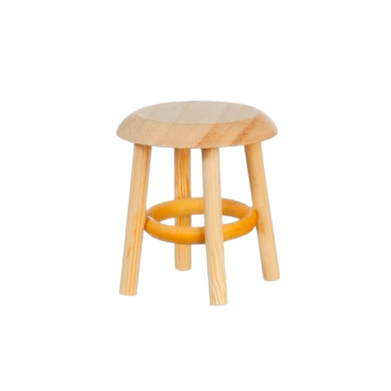 unfinished stool