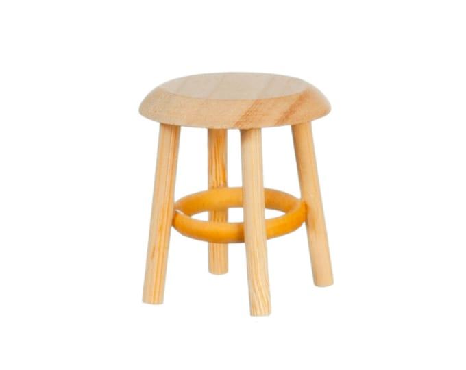 unfinished stool