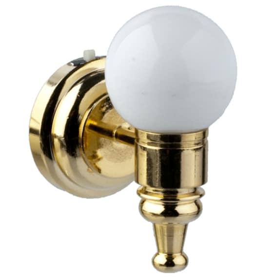 Gold Globe LED light