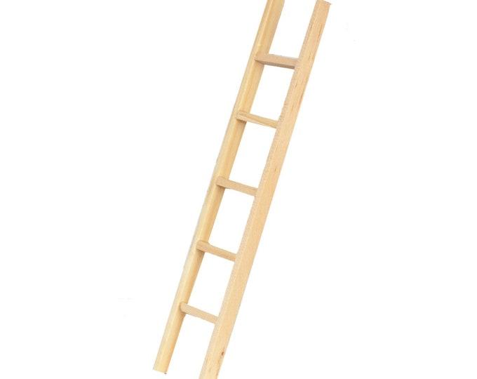 Unfinished ladder