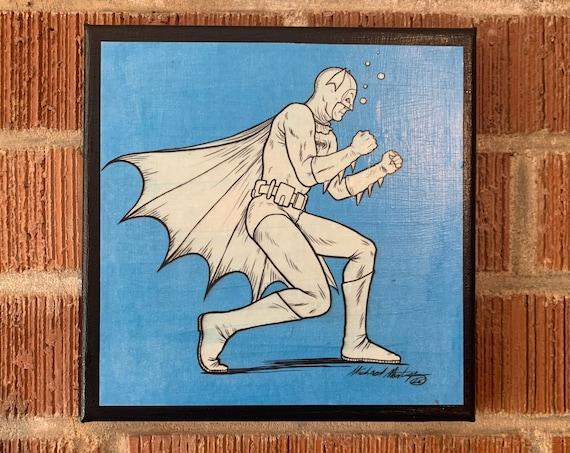 Batman/Ali mashup