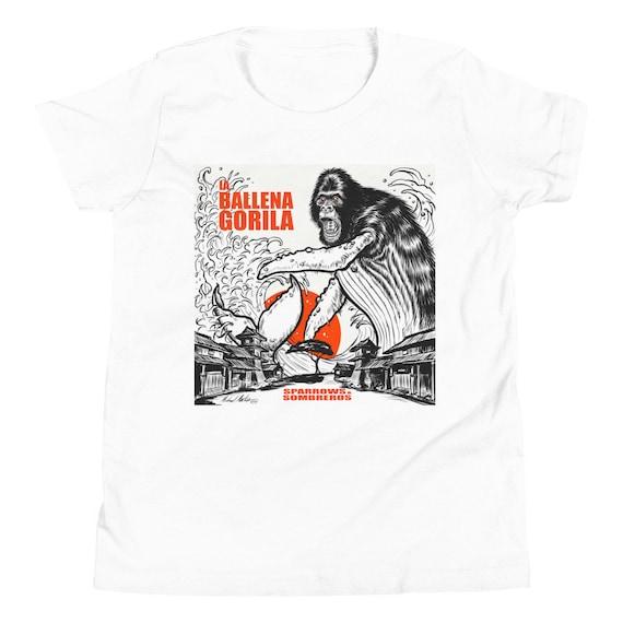 Youth La Ballena Gorila Short Sleeve T-Shirt