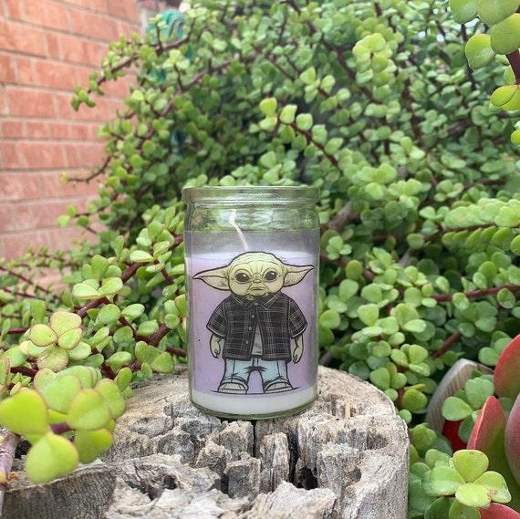 The Mandalorian, Grogu mini Prayer Candle