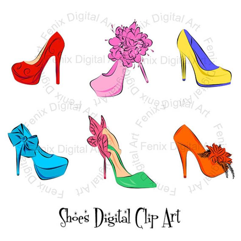 ClipartClipart Planificateur Chaussures De StickersIllustration Haut ChaussuresGraphiques Mode Talons wkZ80OPnXN