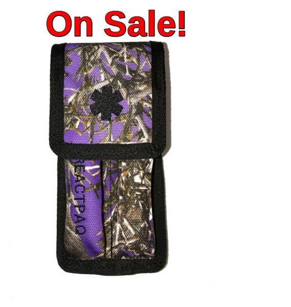 Epipen Carrying Case Reactpaq Limited Edition Truetimber Etsy