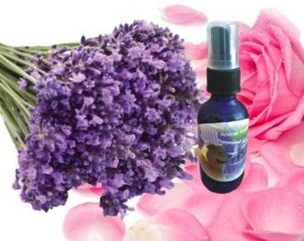Organic Rose/Lavender Hydrosol