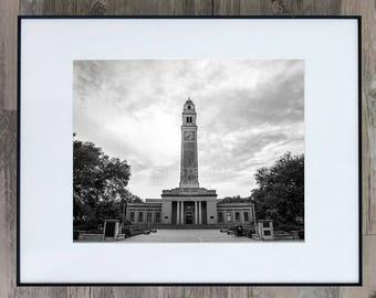 Fine Art Photograph - Memorial Tower - Louisiana