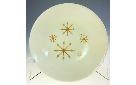 Royal Ironstone Star Glow Dessert Bowls