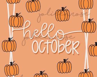 Pumpkin wallpaper, Fall Phone Wallpaper, October wallpaper, Holiday wallpaper, Pumpkin phone screen