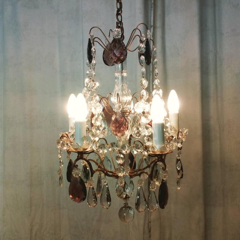 LussoEtsy L Instalment Layaway Lampadario Antico Di Per E S Un lKF1Jc3T
