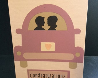 Congratulations Newly Weds, Just Married, Happy Anniversary!