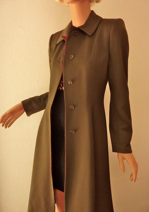 Mint Quality Couture Vintage 1970s Calvin Klein P… - image 5