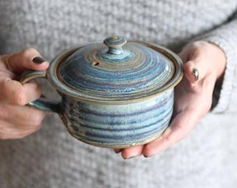 Handmade Pottery | Egg Cooker (10 colors)