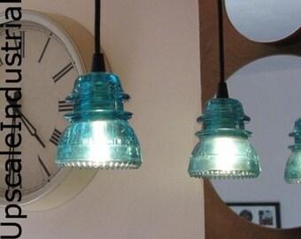 Vintage Pendant Lights For Kitchens Glass pendant light etsy pendant lightglass insulatorkitchen islandlighting pendant lightingpendant lights workwithnaturefo