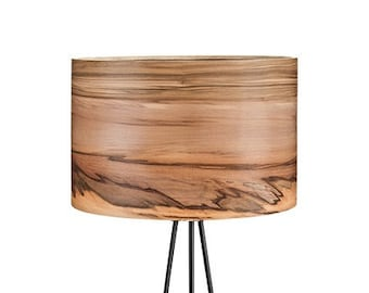 Moderne Lampen 68 : Stehleuchte holz lampe moderne stehleuchte natürliche etsy