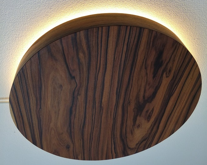 Special for Catie Wooden Pendant Lamp - Cord 4 feet